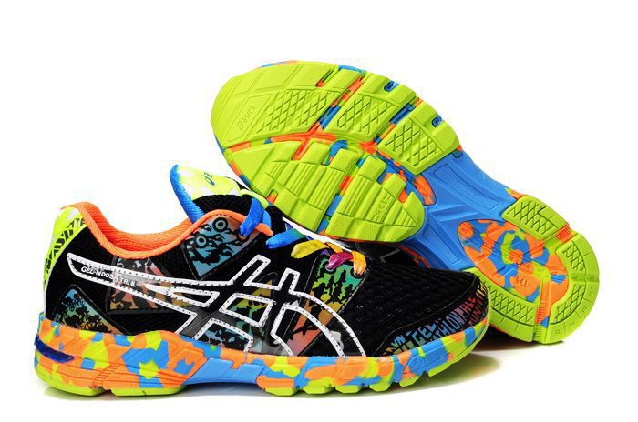 Asics GEL-NOOSA TRI 8 Mens Running Shoes-Onyx Black Confetti 9990