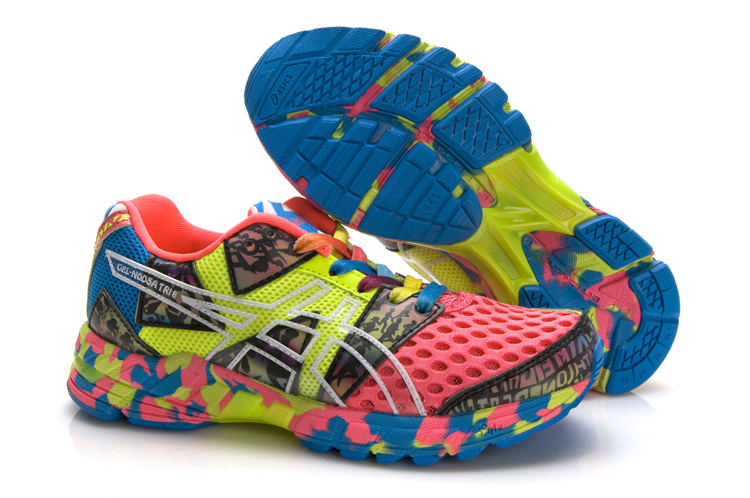 Asics GEL-NOOSA TRI 8 Womens Running Shoes Confetti