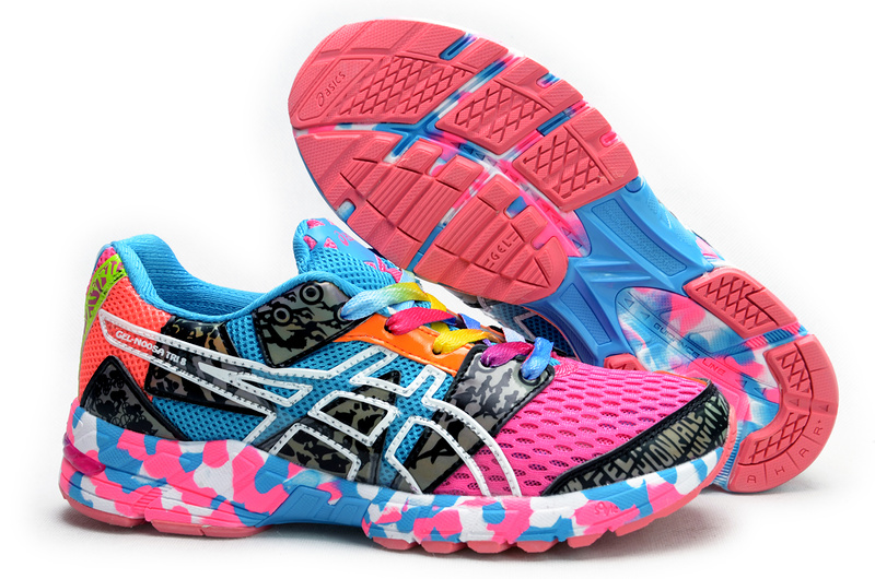 Asics GEL-NOOSA TRI 8 Womens Running Shoes Confetti US5.5-8.5
