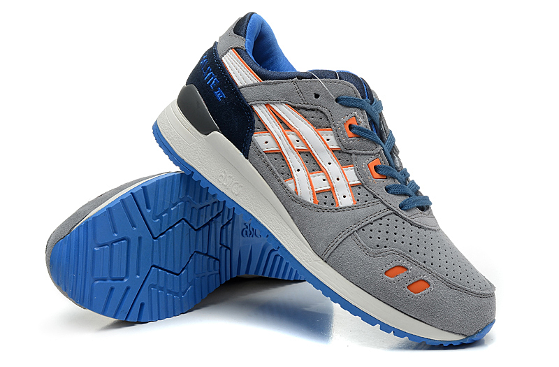 ASICS Gel Saga Gel Lyte III 3 men shoes Punching grey