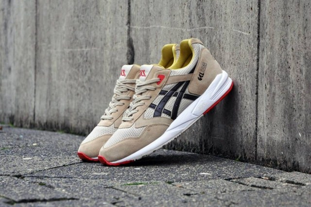 ASICS Gel Saga Gel Lyte III 3 men shoes beige