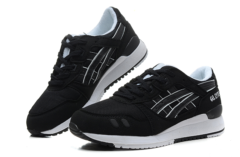 ASICS Gel Saga Gel Lyte III 3 men shoes black white
