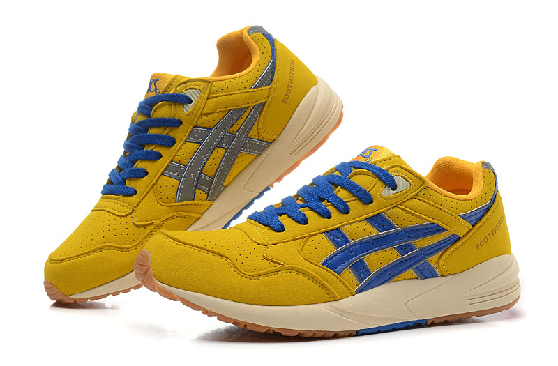 ASICS Gel Saga Gel Lyte III 3 men shoes yellow Gas masks