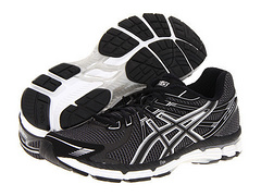 Asics GT-2000 black white