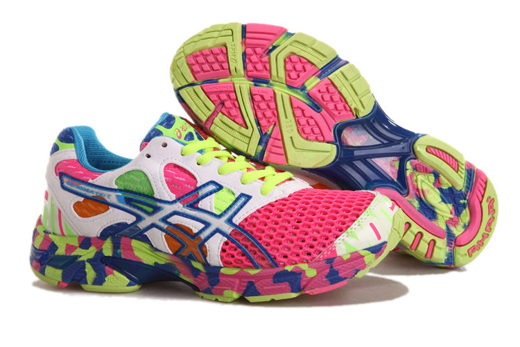 Asics Gel-noosa TRI 7 women white green pink