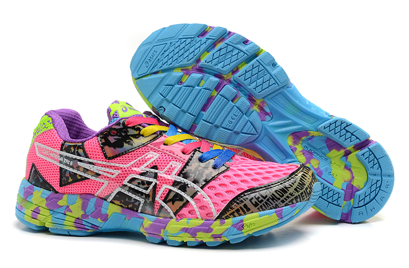 63d02cc4c352 Asics Gel-noosa TRI 8 women pink green  AS-00264  -  123.30   Asics ...