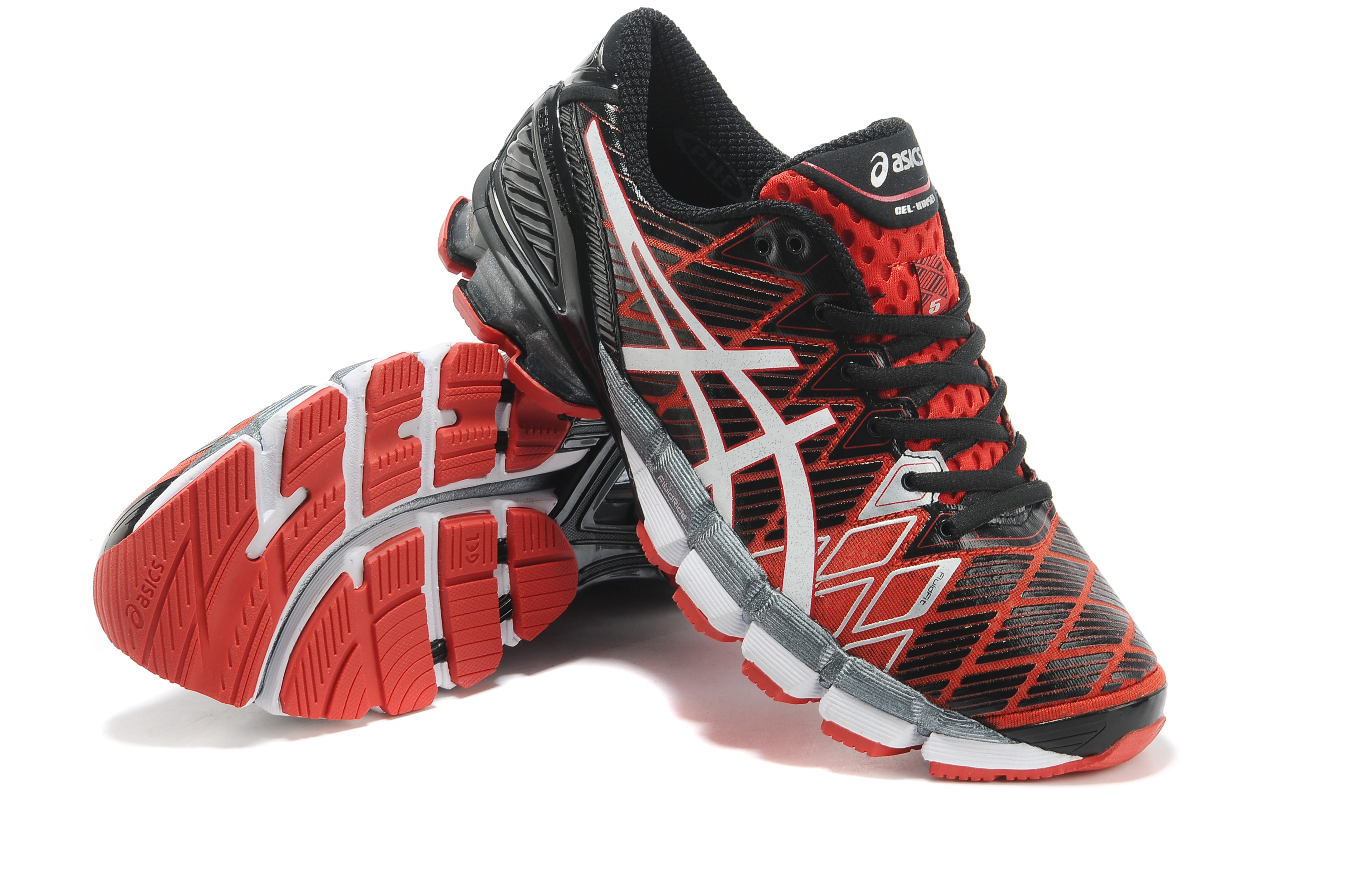5ad349d63aee Asics gel-5 men running shoes red black  AS-00206  -  119.00   Asics ...