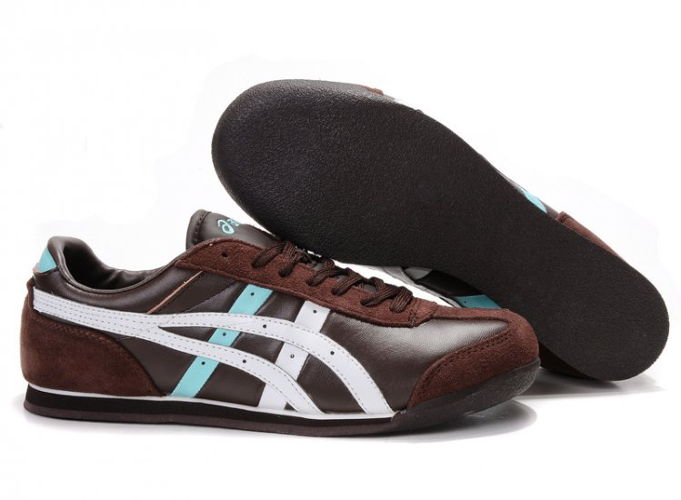Asics Revolve LE Men Brown Shoes