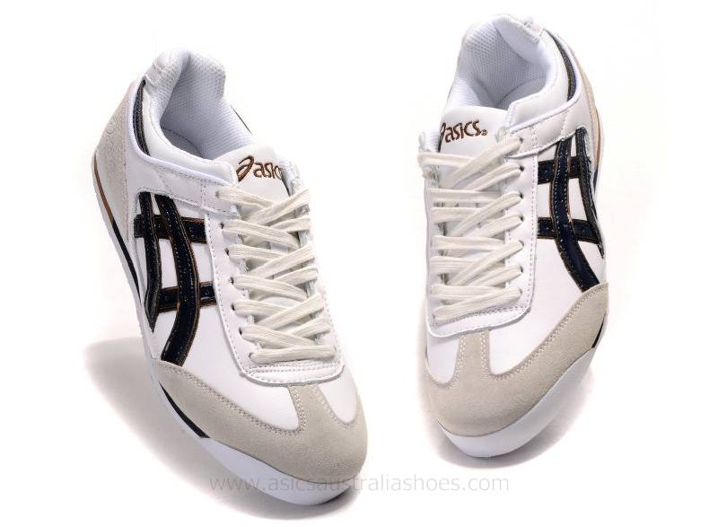 Asics Tiger Mexico 66 White Navy Shoes