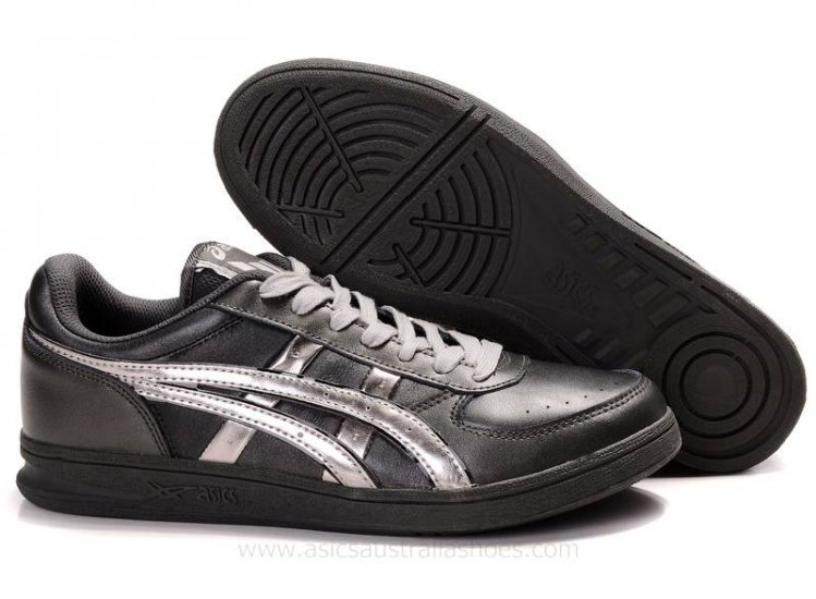 Asics Top Seven Gray Sliver Shoes