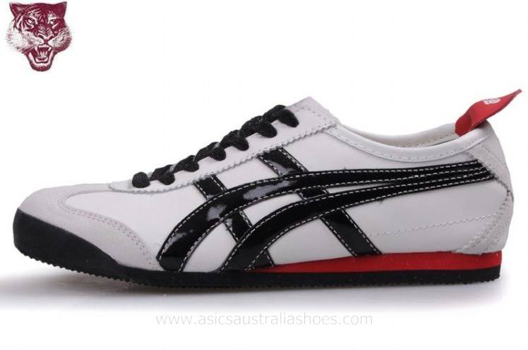 Onitsuka Kanuchi White Black Shoes