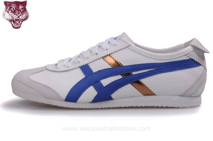 Onitsuka Kanuchi White Blue Copper Shoes