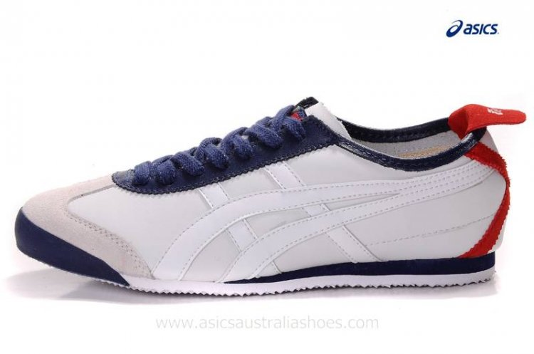 Onitsuka Kanuchi White Navy Shoes