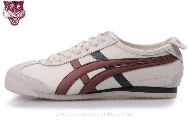 Onitsuka Tiger Kanuchi Beige Brown Shoes
