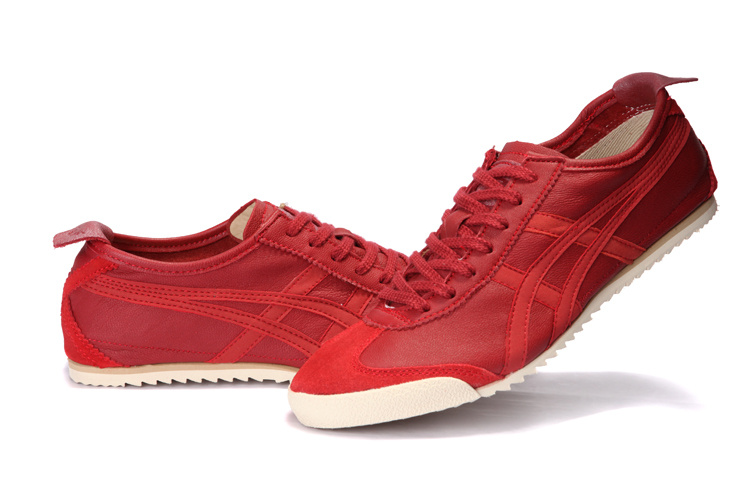 Onitsuka Tiger Mexico 66 Deluxe Red