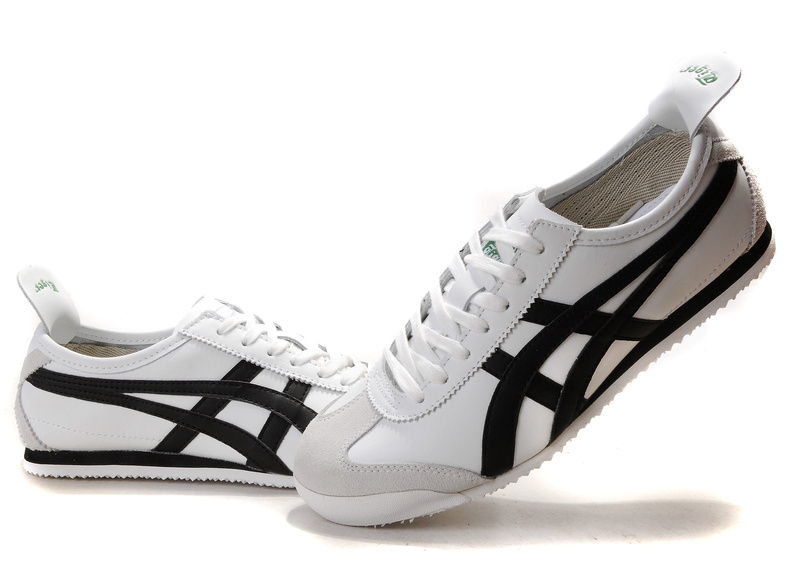 Onitsuka Tiger Mexico 66 White Black