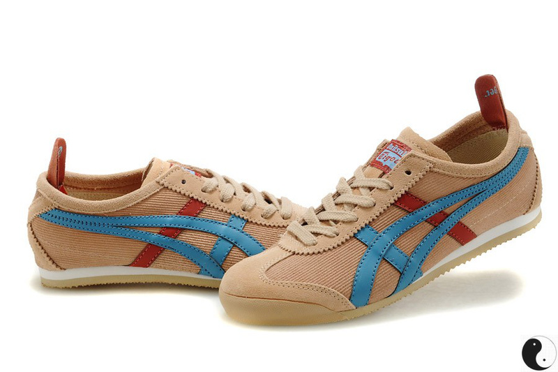 Women Mexico 66 Sand Blue Red