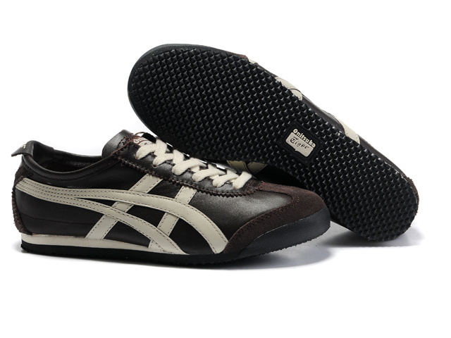 Asics Mexico 66 Brown Beige for womens
