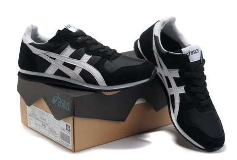 Asics Corrido Sneakers Black White