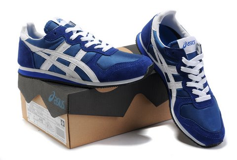 Asics Corrido Sneakers Shoes Blue White