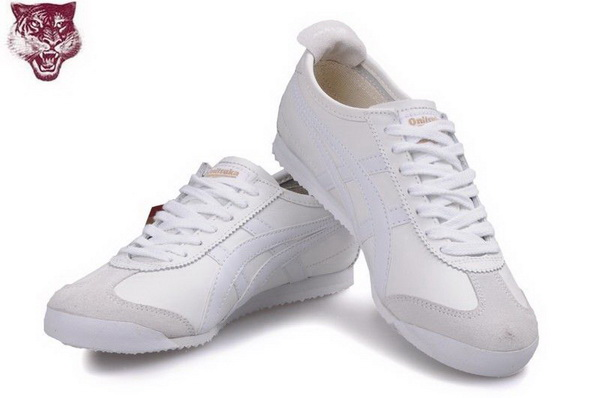 Asics Onitsuka Tiger Kanuchi All White Shoes