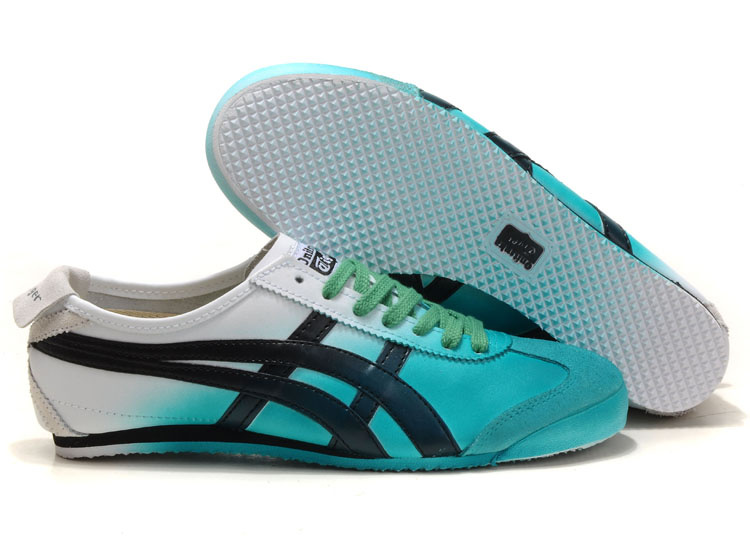 Asics Onitsuka Tiger Kanuchi White Black Tan Shoes