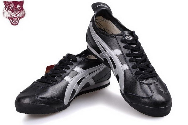 Asics Onitsuka Tiger Kanuchi Shoes Silver Black