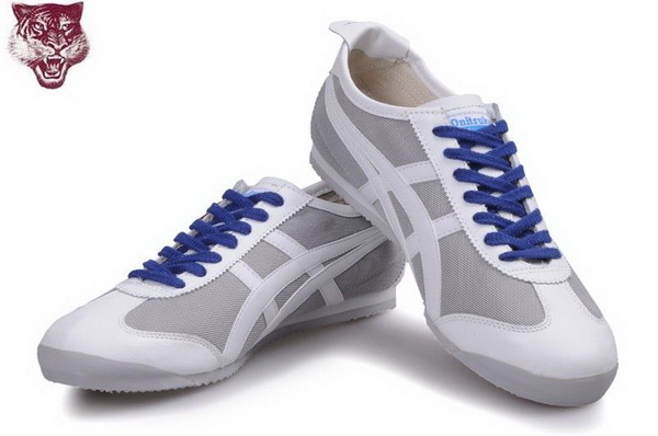 efdbb32a4b9a Asics Onitsuka Tiger Kanuchi White Grey Blue  AS-00391  -  88.41 ...