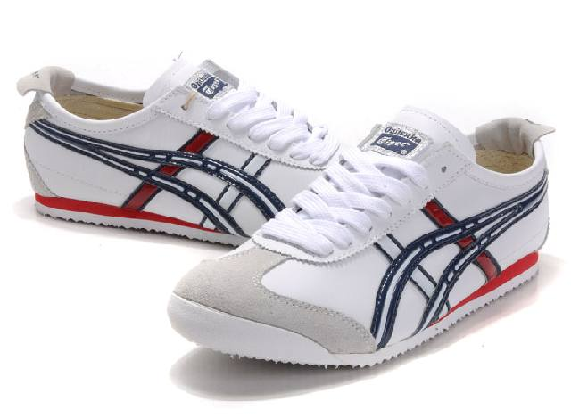 Asics Onitsuka Tiger Mexico 66 Blue Red White
