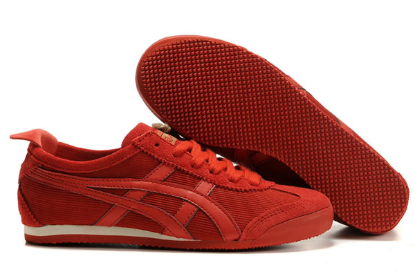 Asics Onitsuka Tiger Mexico 66 Shoes Red