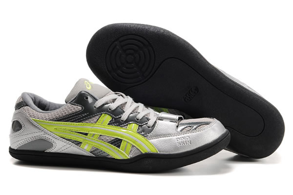 Asics Suroingu Japan Ar Shoes Green Dark Grey Silver