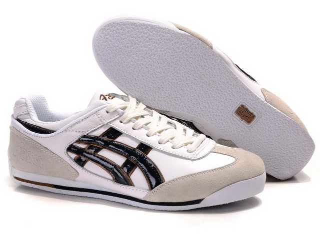 Onitsuka Tiger 2012 Shoes White Beige Black