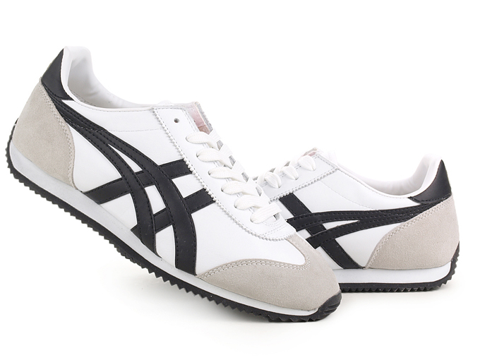 Onitsuka Tiger California 78 Shoes Black White Grey