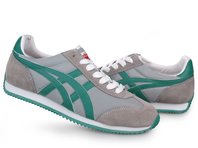 Onitsuka Tiger California 78 Shoes Grey Green White
