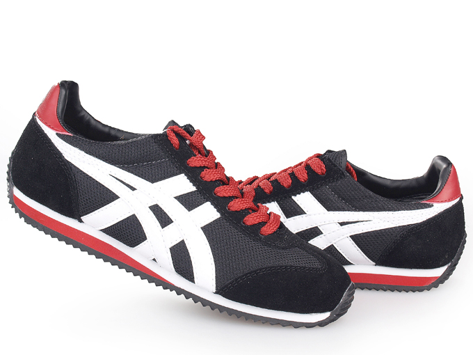Onitsuka Tiger California 78 Shoes White Red Black