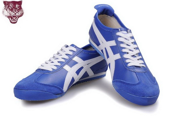 Onitsuka Tiger Kanuchi Shoes Blue White