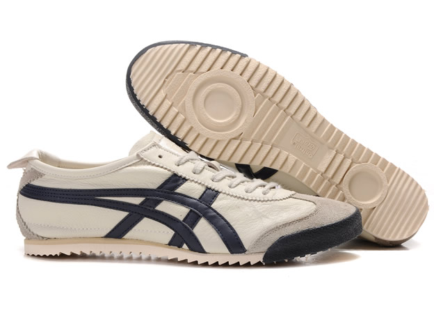 Onitsuka Tiger Mexico 66 Deluxe Shoes Black White