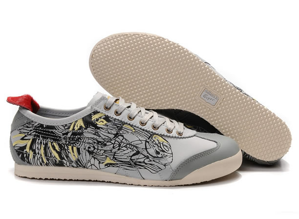 Onitsuka Tiger Mexico 66 Lauta Shoes Grey Camo