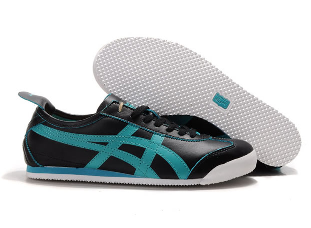 Onitsuka Tiger Mexico 66 Lauta Shoes Moonlight Black
