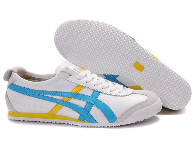 Onitsuka Tiger Mexico 66 Lauta Shoes White Blue Yell
